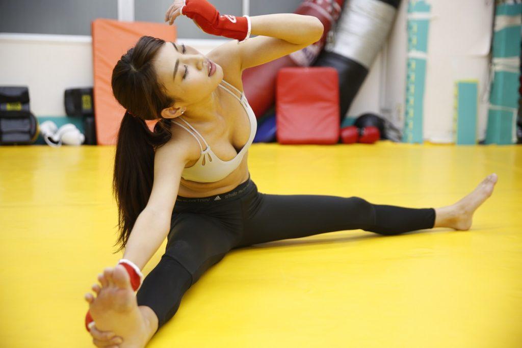 青山めぐのボクシング