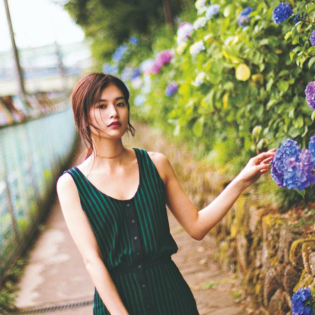 立花恵理の夏ファッションコーデ着こなし