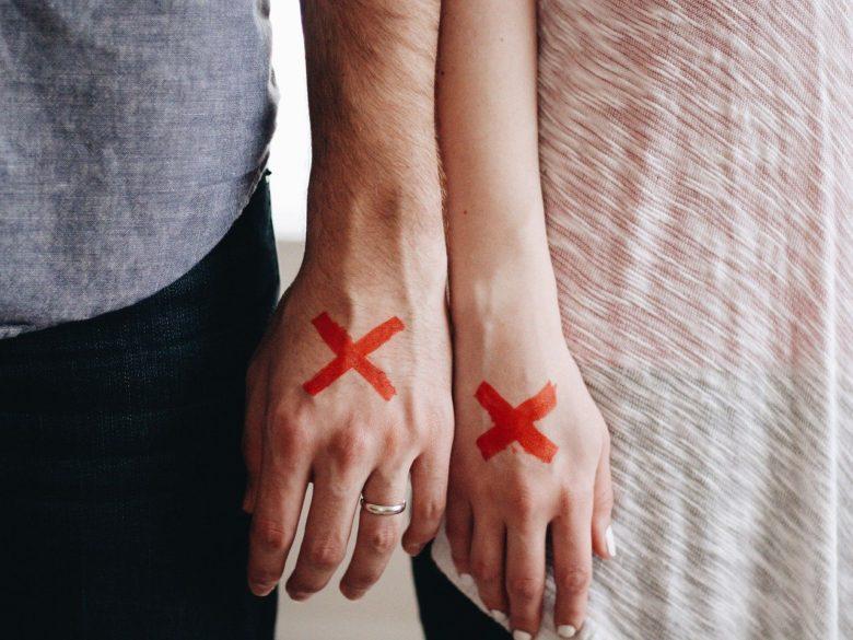 離婚と破局
