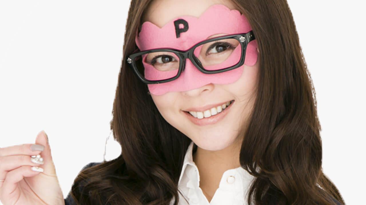 ぷりあでぃす玲奈の顔アップ画像