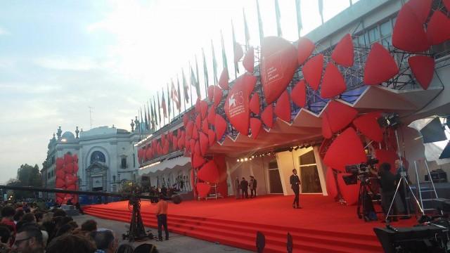 ベネチア映画祭