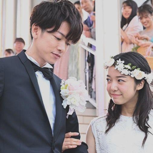 上白石萌音の結婚式