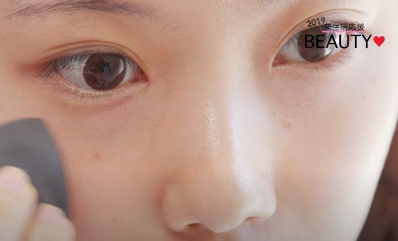 野村彩也子のメイク画像