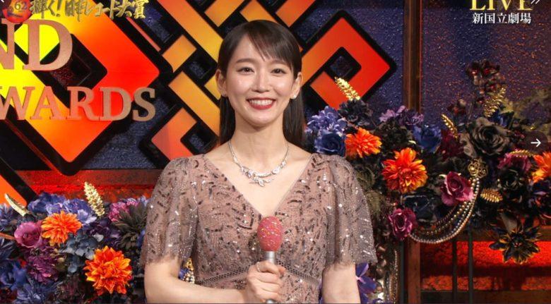 吉岡里帆のドレス