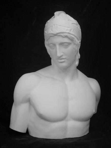 マルス石膏像
