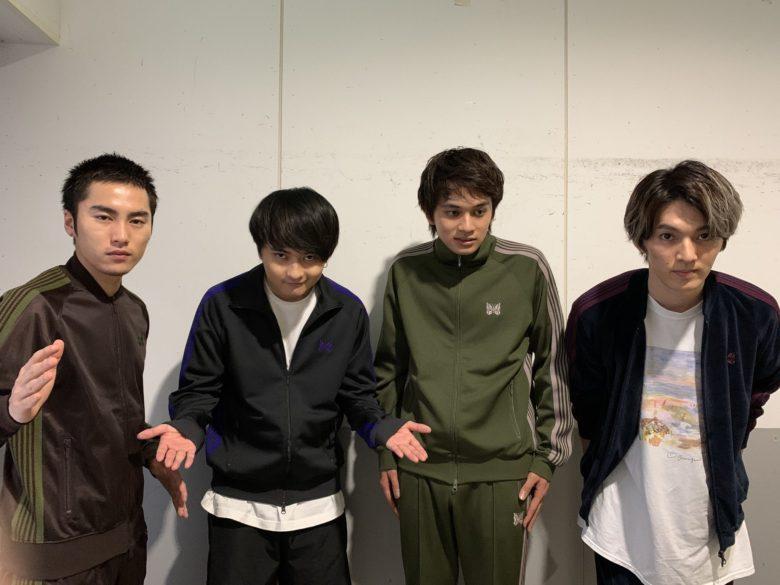 yamaとDISH//の同じyジャージ