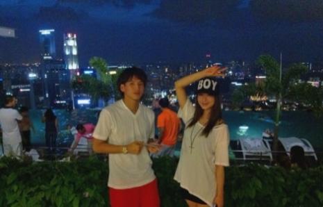 野崎萌香と弟