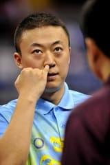 中国卓球・馬琳コーチ