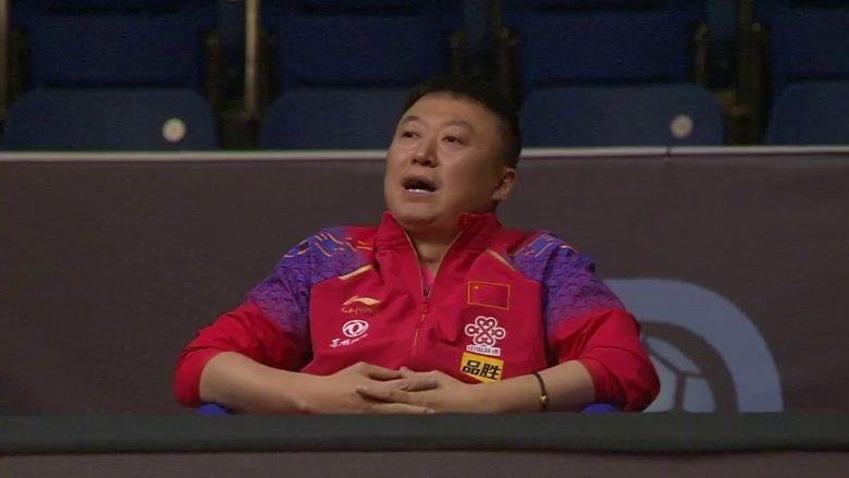 【画像】中国卓球・馬琳コーチの経歴は?チョコプラ松尾と似てる?
