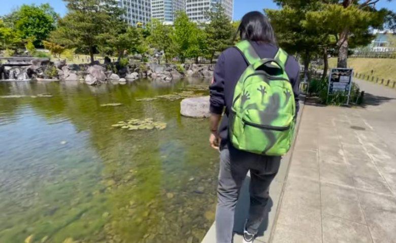 【画像】入江聖奈のカエル私服が可愛い!カエル好きエピソードまとめ