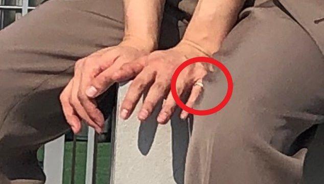 保住有哉の指輪