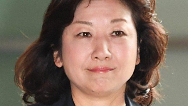 2020年60歳の野田聖子