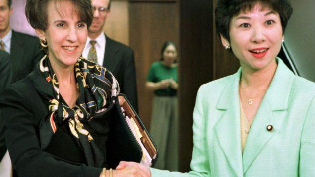 1998年の野田聖子