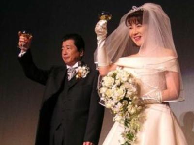 高市早苗と山本拓の結婚式